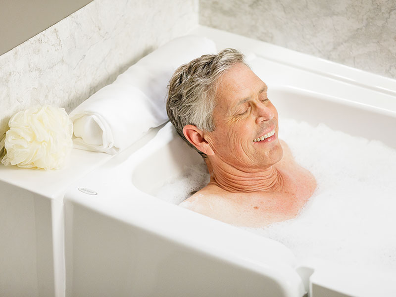 Walk-In Tubs | Jacuzzi